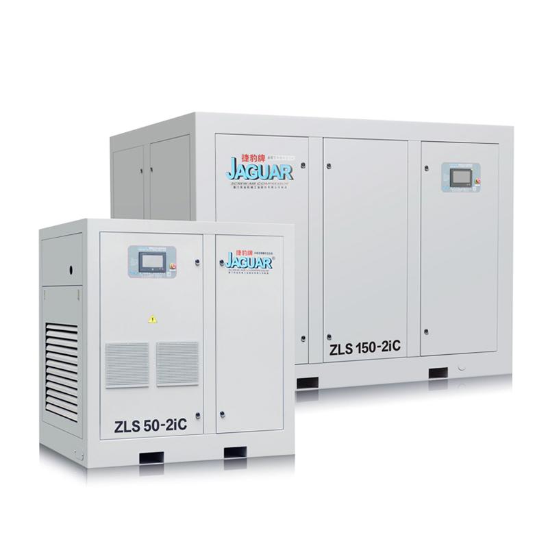 永磁变频第三代二级压缩空压机